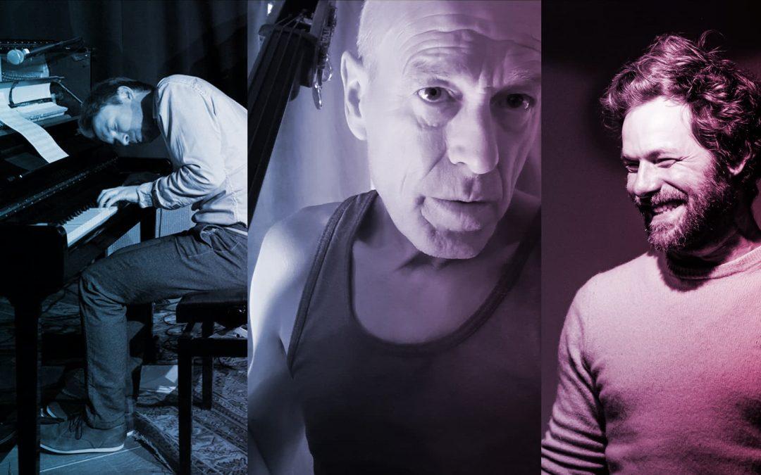 Fr 10.07.2020, 20 Uhr – »afip!« im Hof: Andrey Shabachev   Piano, Michael Höfler   Kontrabass, Lutz Jahnke   Drums