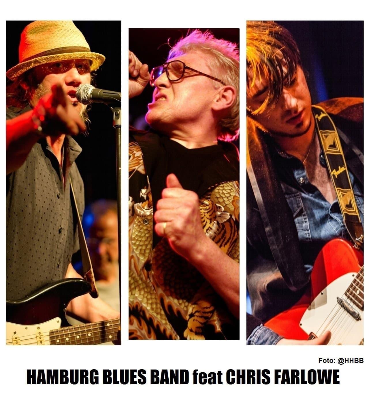 Hamburg Blues Band feat Chris Farlowe