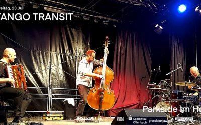 Fr 23.07.2021, 19 Uhr – filmklubb – Konzert – Tango Transit